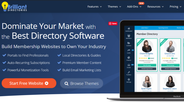 Best Directory Software